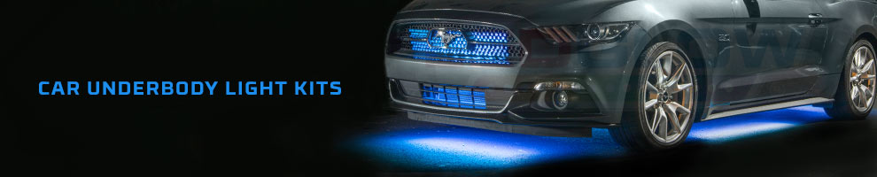 Car LED Underbody Lights