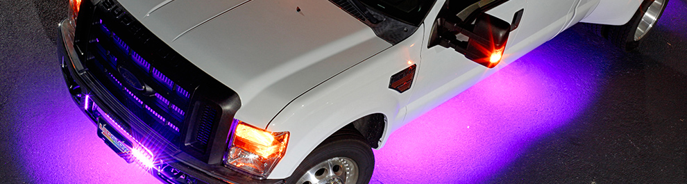 Truck Underbody Lighting