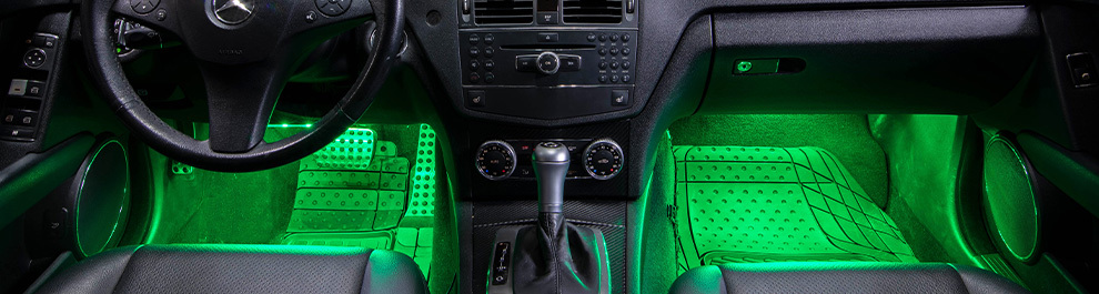 Single Color Interior Kits