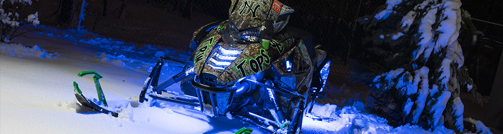 Snowmobile Lighting Kits