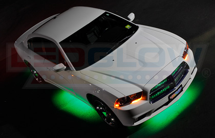 Ledglow Lighting Led Underglow Lights Underbody Kits