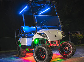 Golf Cart Lighting Add-On Accessories