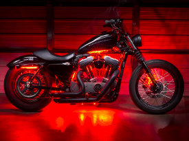Motorcycle Single Color LED Lights