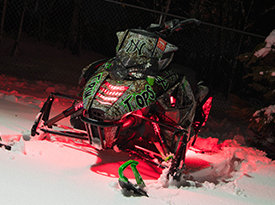 Snowmobile LED Lighting