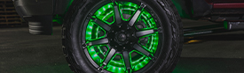 Truck Wheel Well LED Lights